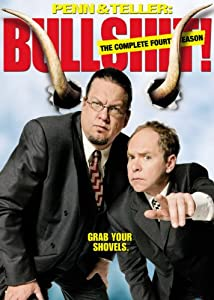 Penn & Teller - Bullsh*t - The Complete Fourth Season