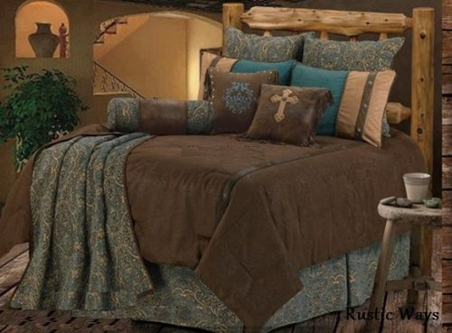 Country Style Bedding Sets 98067 front