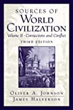 Sources of World Civilization: Connections and Conflict, Volume 2 (3rd Edition)