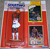 Startling Lineup 1990 Joe Dumars Detroit Pistons (featuring Rookie Year Collector's card)