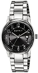 Esprit ES Tyler Analog Black Dial Mens Watch - ES108391002