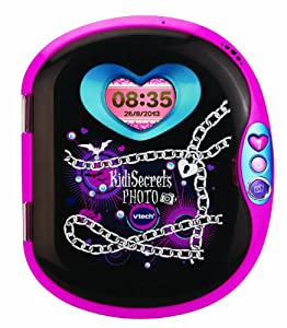 Vtech - 140275 - Jeu Électronique - Kidisecrets Photo - Black Edition