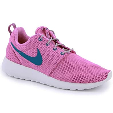 Nike Roshe Run Violet Womens Trainers Size 7 UK: Amazon.co.uk