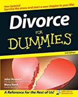 Divorce For Dummies (For Dummies (Psychology & Self Help))