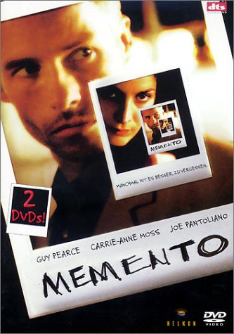 Memento (2 DVDs)