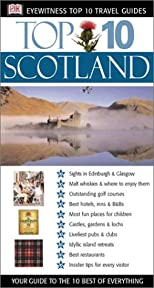 Top 10 Scotland (EYEWITNESS TRAVEL GUIDE)
