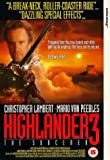 Highlander 3 - The Sorcerer [VHS] [1994]