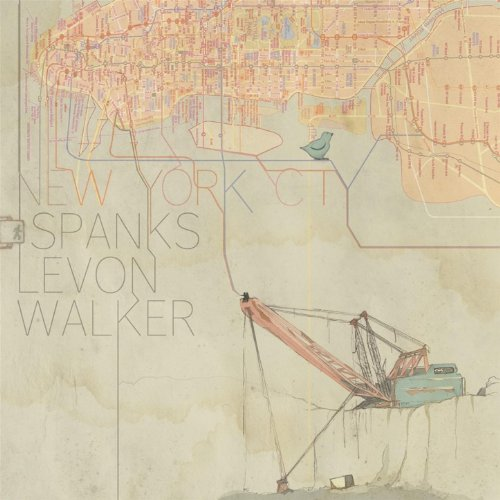 New York City Spanks Levon Walker