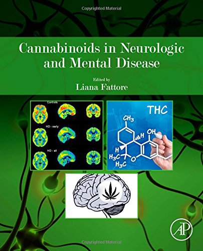 Cannabinoids in Neurologic and Mental Disease by Academic Press