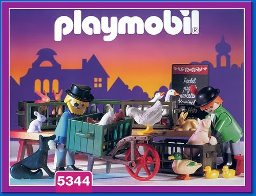 Playmobil 5344 Pet Stand front-979486