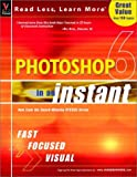 img - for Photoshop 6 In an Instant book / textbook / text book