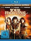 Your Highness - Schwerter, Joints und scharfe Bräute [Blu-ray]
