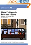 Major Problems in American History, V...