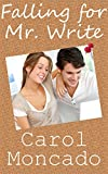 Falling for Mr. Write: Contemporary Christian Romance (CANDID Romance Book 3)