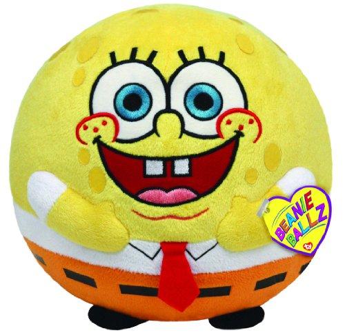 Ty Beanie Ballz Spongebob - 1