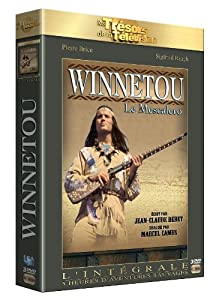Winnetou le Mescalero - Coffret 3 DVD