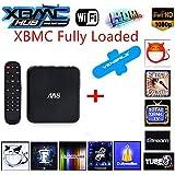 Epassion M8 Kitkat Android 4.4 Quad Core Xbmc Streaming Mini Htpc Tv Box Player