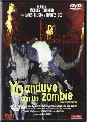Yo anduve con un zombie [DVD]
