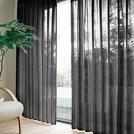 vktech 100x 200 cm halbtransparent weich schabracken. Black Bedroom Furniture Sets. Home Design Ideas