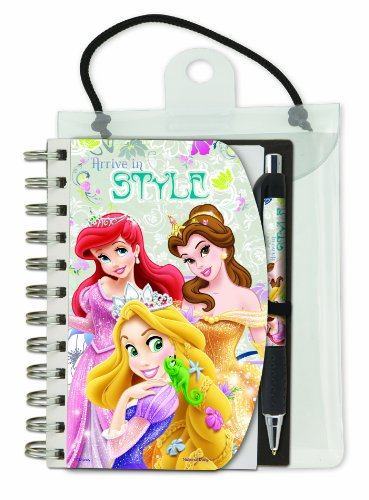 National Design Princess 4 x 6 Inches Deluxe Hardcover Notebooks (12462A) - 1