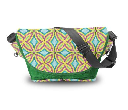 Atrangee XO Symphony Messenger Bag (Green)