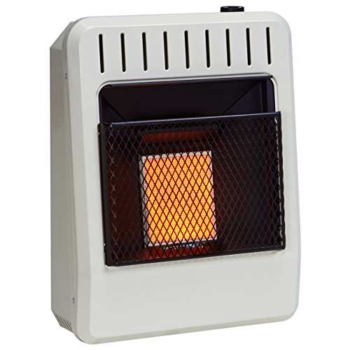 Avenger Dual Fuel Vent Free Infrared Heater - 10,000 BTU, Model# FDT1IR (Infrared Heaters Gas compare prices)