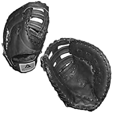Akadema ADJ-154 Precision Kip Series 12.5 Inch Baseball First Base Mitt