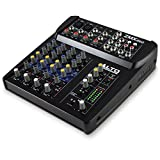 Alto Professional ZMX862 | 6-Channel 2-Bus Mixer with 12 Inputs, 3-Band EQ per Channel & +48V Phantom Power (Tamaño: 6-Channel / 2-Bus)