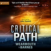 Critical Path: The Critical Series, Book 2 | Darren Wearmouth, Colin F. Barnes