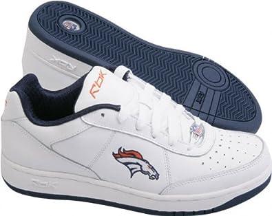 denver broncos recline pop athletic shoes