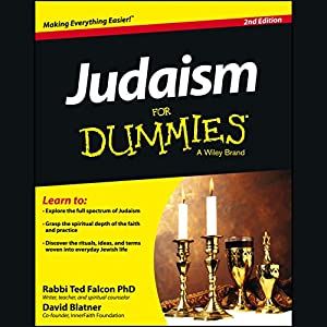 Judaism for Dummies, 2nd Edition Audiobook