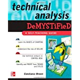 Technical Analysis Demystified: A Self-Teaching Guideby Constance M. Brown