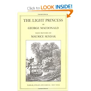 The Light Princess (Sunburst Book) by George Macdonald and Maurice Sendak