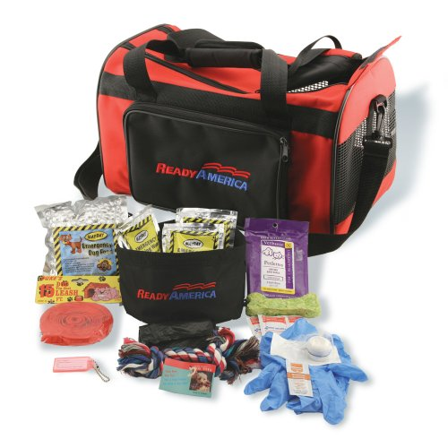 Ready America 77150 Small Dog Evacuation Kit