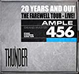 Thunder Thunder: 20 Years And Out The Farewell Tour Live at Manchester Academy - 3rd July 2009