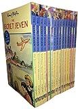 Secret 7 Series (15 Book Collection Set) By Enid Blyton (Secret-Seven)