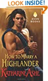 How to Marry a Highlander (Falcon Club Novella)