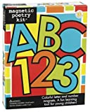 Magnetic Poetry: ABC 123 (Magnetic Poetry Kids)