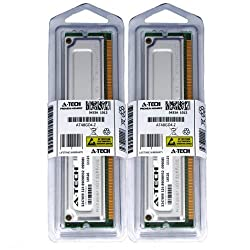 Intel D850GB 256MB Memory Ram Kit (2x128MB) (A-Tech Brand)