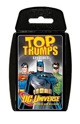 Top Trumps DC Universe: Heroes & Villains