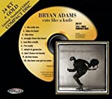 Cuts Like a Knife Gold CD Edition by Bryan Adams (2012) Audio CD - Audio CD