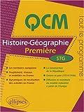 echange, troc Jean-Louis Deneufchâtel - Histoire-Géographie : Première STG