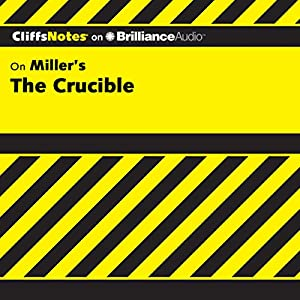The Crucible: CliffsNotes Audiobook