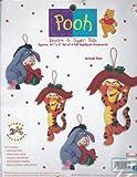 Disney Eeyore & Tigger Pal Felt Applique Ornaments Kit