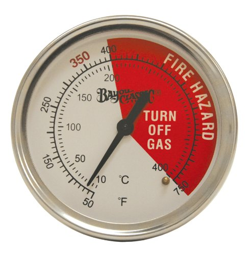 Bayou Classic 5070 Bayou Fryer Thermometer (Turkey Fryer Bayou Classic compare prices)
