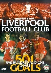 Liverpool Fc - 501 Goals Dvd from 2 Entertain Video