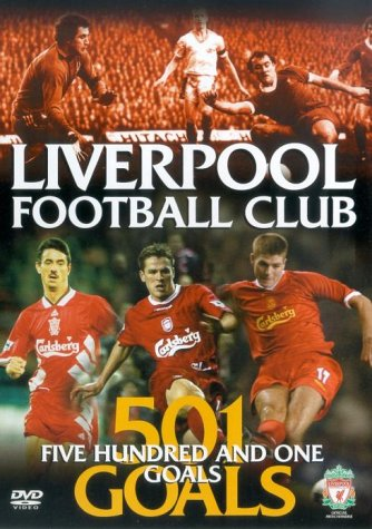 Liverpool Fc – 501 Goals [DVD]