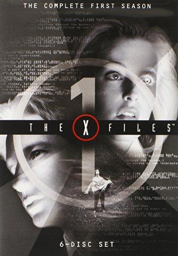 DVD : The X-Files: Season 1 [+Peso($36.00 c/100gr)] (US.AZ.13.99-0-B000BOH986.387)