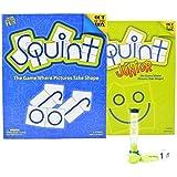 Squint and Squint Jr - Award Winning Fun (Bundle Set)