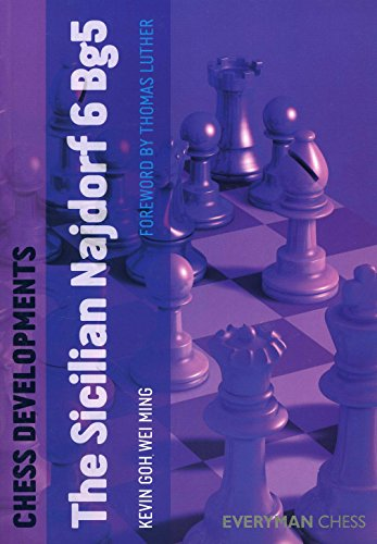 Chess Developments: Sicilian Najdorf 6 Bg5